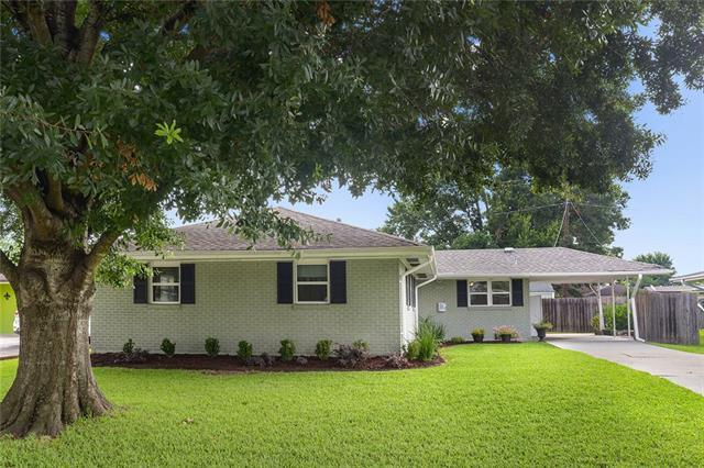 3909 Page Drive, Metairie, LA 70003 (MLS #2158025) :: Crescent City Living LLC