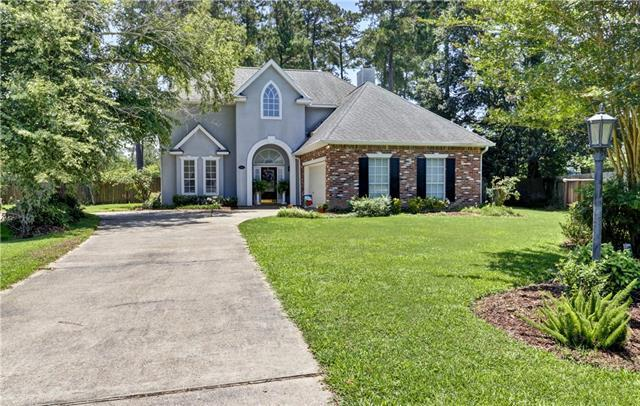 1146 Springwater Drive, Mandeville, LA 70471 (MLS #2158028) :: Turner Real Estate Group