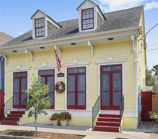 2476 Dauphine Street, New Orleans, LA 70117 (MLS #2158111) :: Turner Real Estate Group