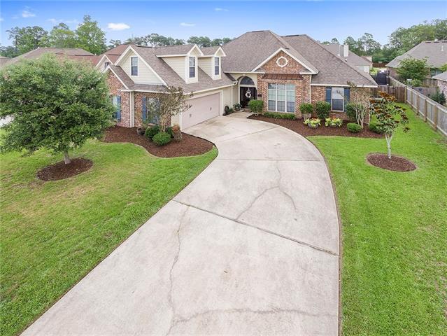 635 Highlands Drive, Slidell, LA 70458 (MLS #2158247) :: Turner Real Estate Group