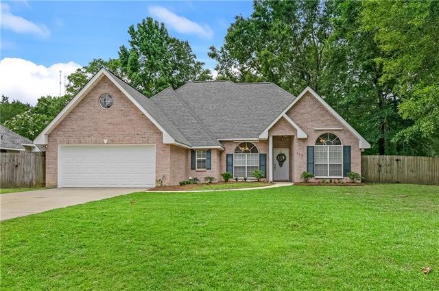 115 Lazy Creek Drive, Mandeville, LA 70471 (MLS #2159778) :: Turner Real Estate Group