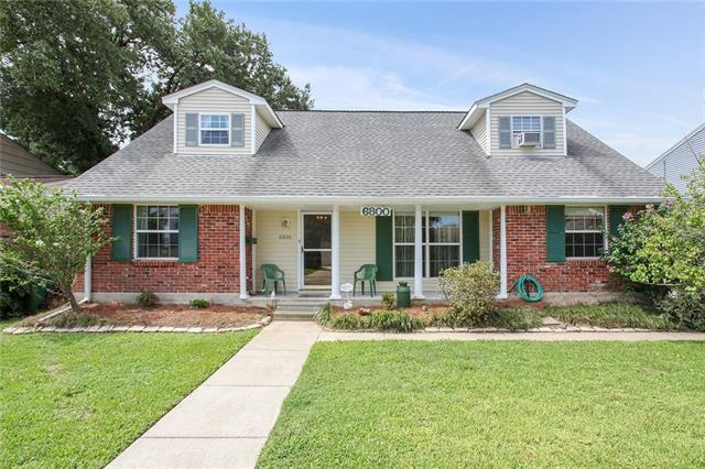 6800 Blanke Street, Metairie, LA 70003 (MLS #2160000) :: Turner Real Estate Group