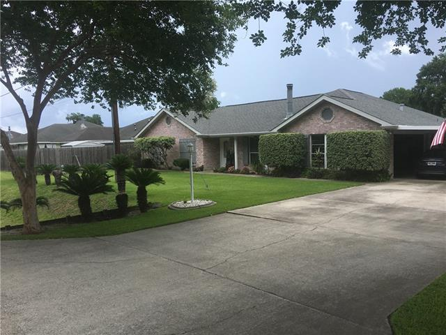 5326 Woodstream Drive, Marrero, LA 70072 (MLS #2160057) :: Turner Real Estate Group