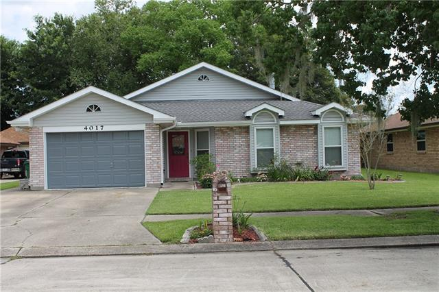 4017 Hugo Drive, Marrero, LA 70072 (MLS #2160452) :: Turner Real Estate Group