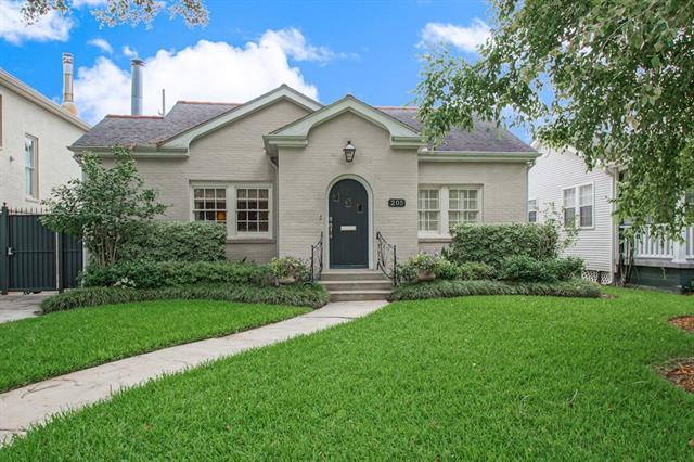 205 Magnolia Drive, Metairie, LA 70005 (MLS #2160707) :: Turner Real Estate Group