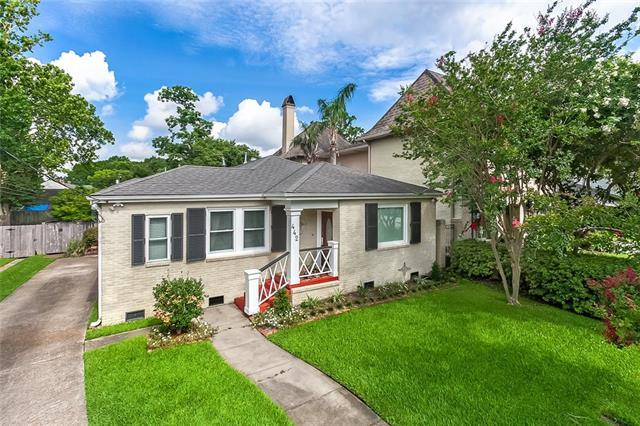 442 Phosphor Avenue, Metairie, LA 70005 (MLS #2160888) :: Parkway Realty