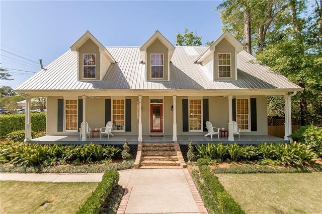 105 W 13TH Avenue, Covington, LA 70433 (MLS #2160894) :: Turner Real Estate Group