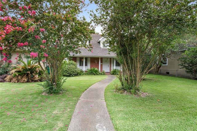 332 Ridgeway Drive, Metairie, LA 70001 (MLS #2160917) :: Turner Real Estate Group