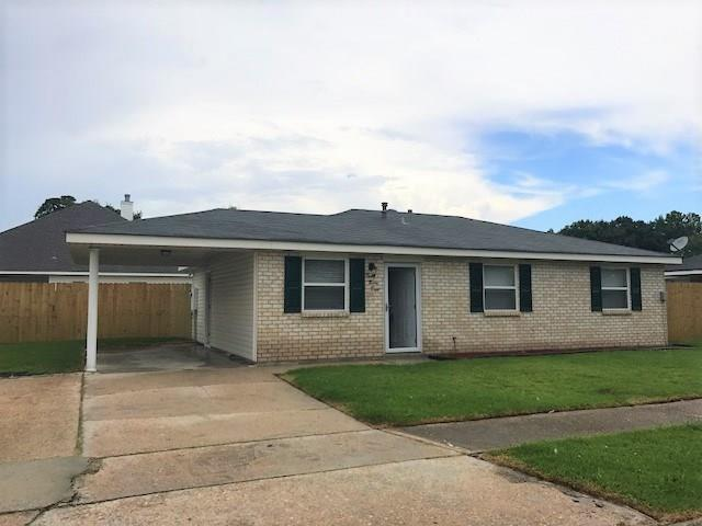 1238 Kenney Drive, Westwego, LA 70094 (MLS #2160971) :: Turner Real Estate Group