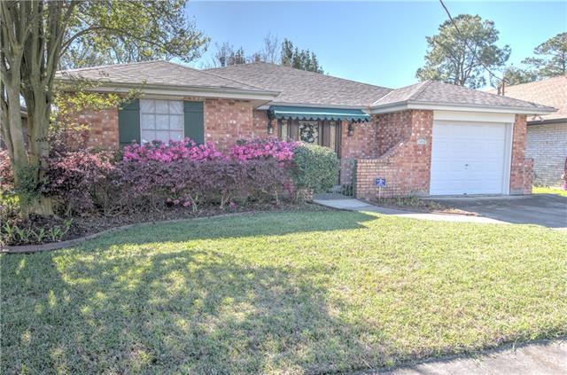1812 Persimmon Avenue, Metairie, LA 70001 (MLS #2161052) :: Turner Real Estate Group