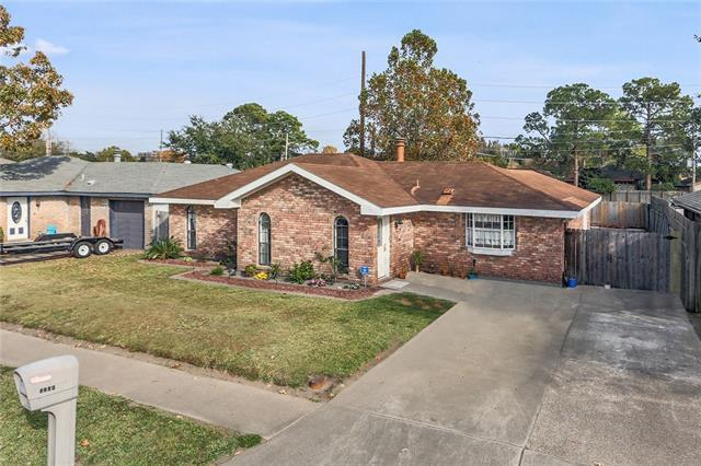 3308 E Catahoula Court, Kenner, LA 70065 (MLS #2161103) :: Parkway Realty