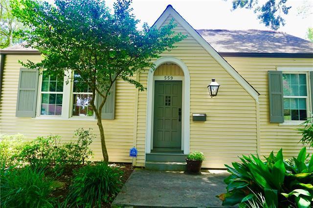 559 Jefferson Street, Jefferson, LA 70121 (MLS #2161280) :: Watermark Realty LLC