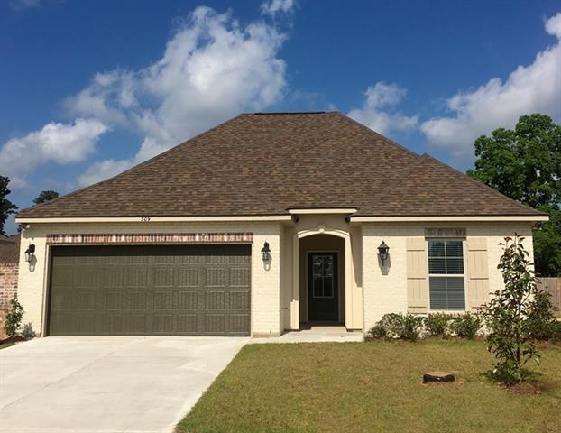 509 Eagle Loop, Covington, LA 70433 (MLS #2161501) :: Crescent City Living LLC