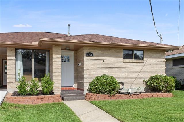1101 W William David Parkway, Metairie, LA 70005 (MLS #2161593) :: Amanda Miller Realty