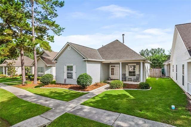 233 Cottage Green Lane, Covington, LA 70433 (MLS #2161618) :: Parkway Realty