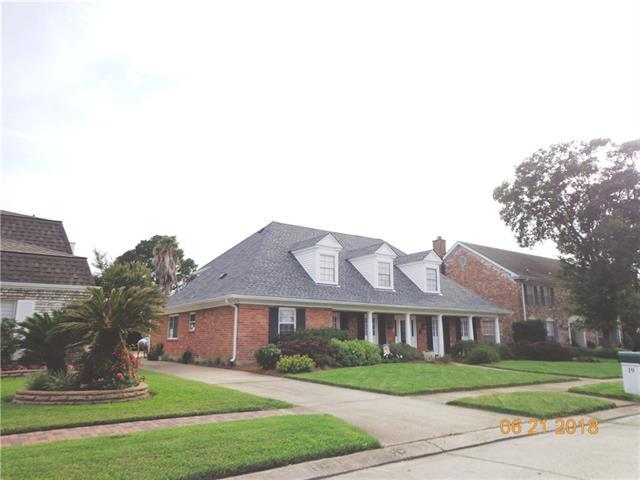 19 Chateau Rothchild Drive, Kenner, LA 70065 (MLS #2161632) :: Parkway Realty