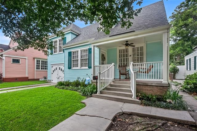 14 Forest Avenue, Metairie, LA 70005 (MLS #2161674) :: Parkway Realty