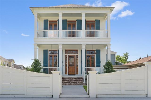 6522 Center Street, New Orleans, LA 70124 (MLS #2161822) :: Parkway Realty