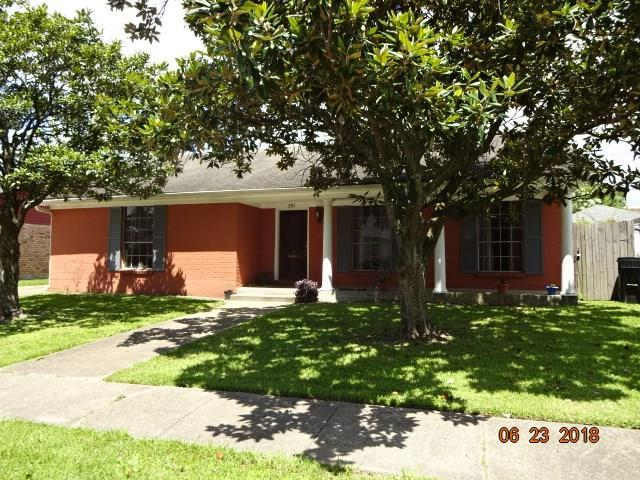 2531 Chelsea Drive, New Orleans, LA 70131 (MLS #2161838) :: Parkway Realty