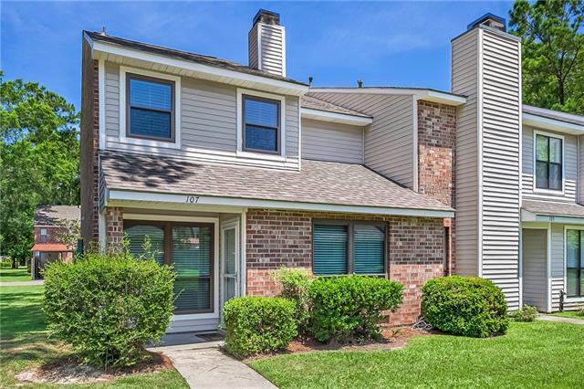 107 W Pineridge Street #107, Mandeville, LA 70448 (MLS #2161845) :: Turner Real Estate Group