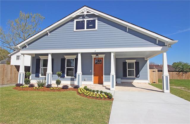6 Magnolia Place, Jefferson, LA 70121 (MLS #2161914) :: Watermark Realty LLC