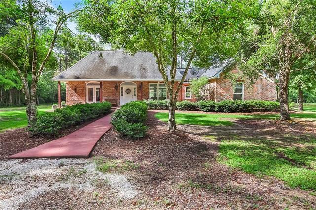 50275 Huckleberry Lane, Folsom, LA 70437 (MLS #2162120) :: Turner Real Estate Group