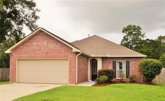 1600 Raston Drive, Hammond, LA 70403 (MLS #2162122) :: Turner Real Estate Group