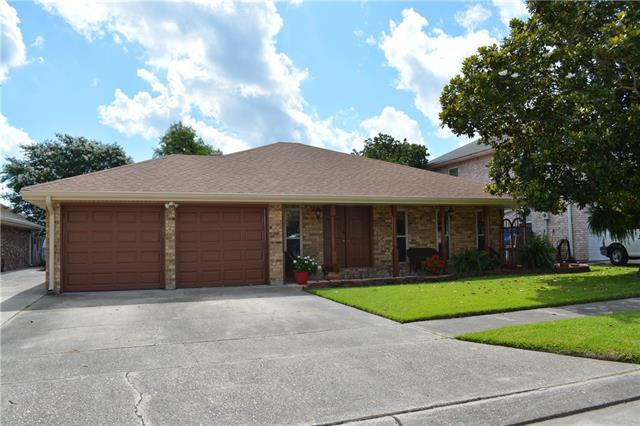 3813 Lolan Court, Marrero, LA 70072 (MLS #2162216) :: Turner Real Estate Group