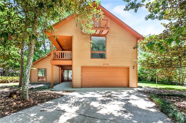 409 Yaupon Drive, Mandeville, LA 70471 (MLS #2162290) :: Turner Real Estate Group