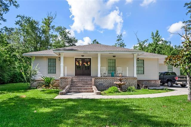 105 Fischer Drive, Pearl River, LA 70452 (MLS #2162390) :: Turner Real Estate Group