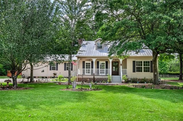 18819 Hosmer Mill Road, Covington, LA 70435 (MLS #2162530) :: Turner Real Estate Group