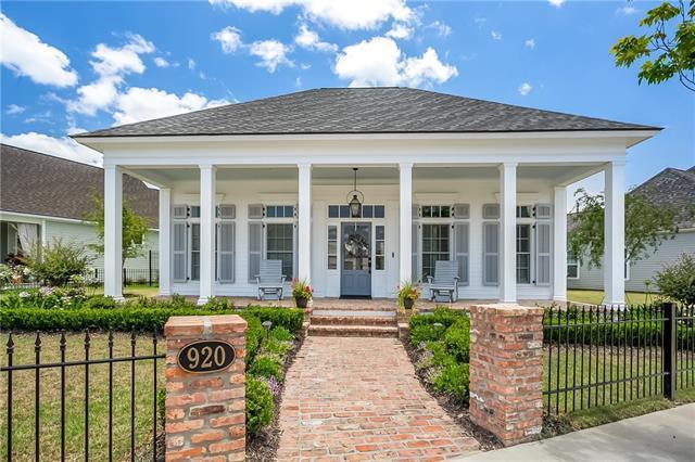 920 Beauregard Parkway, Covington, LA 70433 (MLS #2162607) :: Turner Real Estate Group