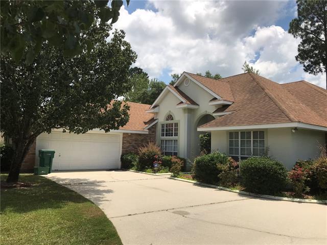 151 Woodruff Drive, Slidell, LA 70461 (MLS #2163060) :: Turner Real Estate Group