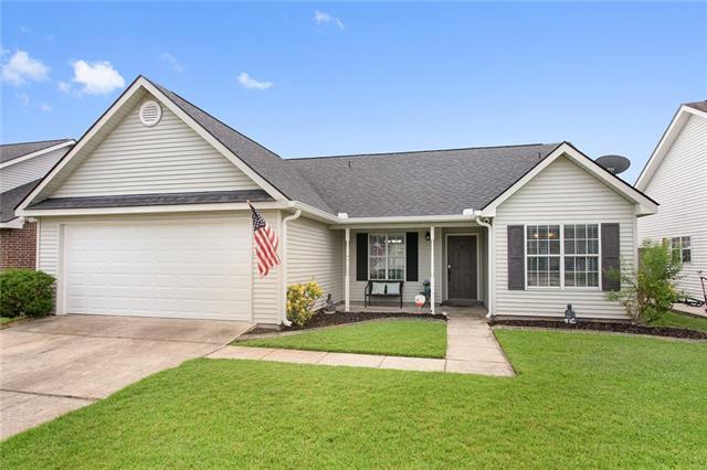 2680 Foliage Drive, Marrero, LA 70072 (MLS #2163234) :: Turner Real Estate Group