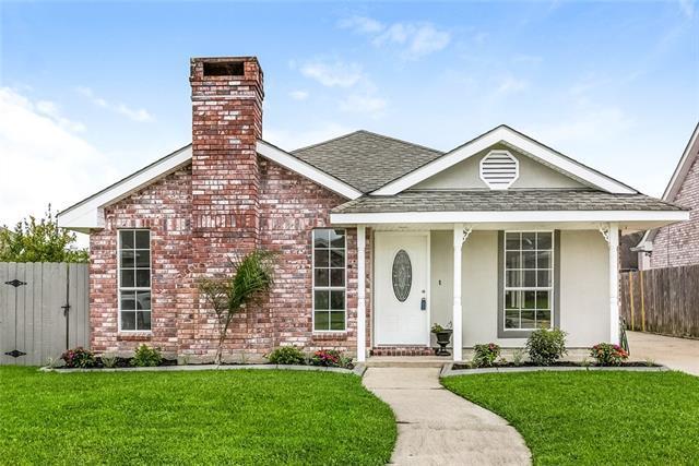 3405 Hazel Drive, Meraux, LA 70075 (MLS #2163299) :: Turner Real Estate Group