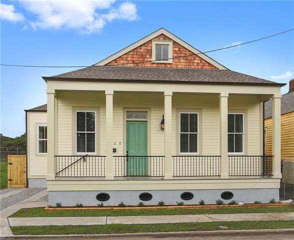 4912 Burgundy Street, New Orleans, LA 70117 (MLS #2163327) :: Crescent City Living LLC