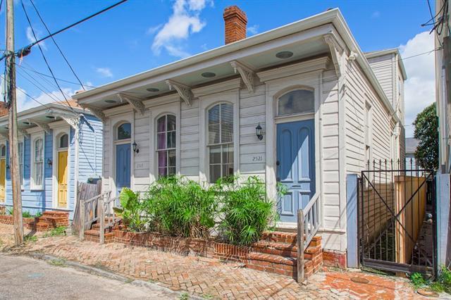 2521 St Thomas Street, New Orleans, LA 70130 (MLS #2163336) :: Watermark Realty LLC
