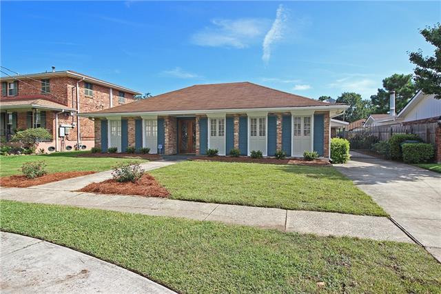 4937 Avron Boulevard, Metairie, LA 70006 (MLS #2163566) :: Turner Real Estate Group