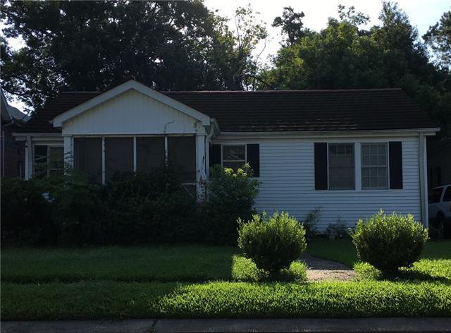 409 Elmeer Avenue, Metairie, LA 70005 (MLS #2163712) :: Turner Real Estate Group