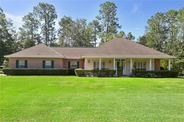 30486 Woodland Drive, Lacombe, LA 70445 (MLS #2163760) :: Crescent City Living LLC