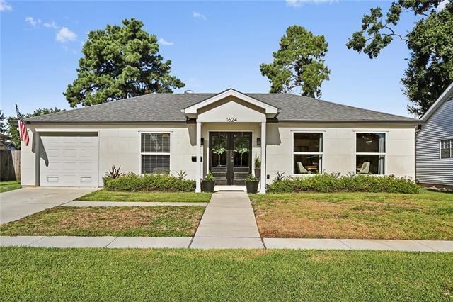 1624 Concord Avenue, Metairie, LA 70003 (MLS #2163771) :: Turner Real Estate Group