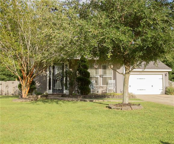 148 Autumn Woods Drive, Lacombe, LA 70445 (MLS #2163858) :: Parkway Realty
