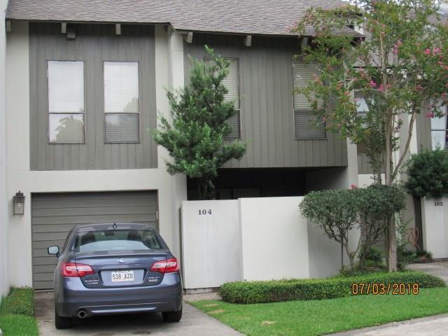 104 Tchefuncte Oaks Drive #104, Mandeville, LA 70471 (MLS #2163933) :: Turner Real Estate Group