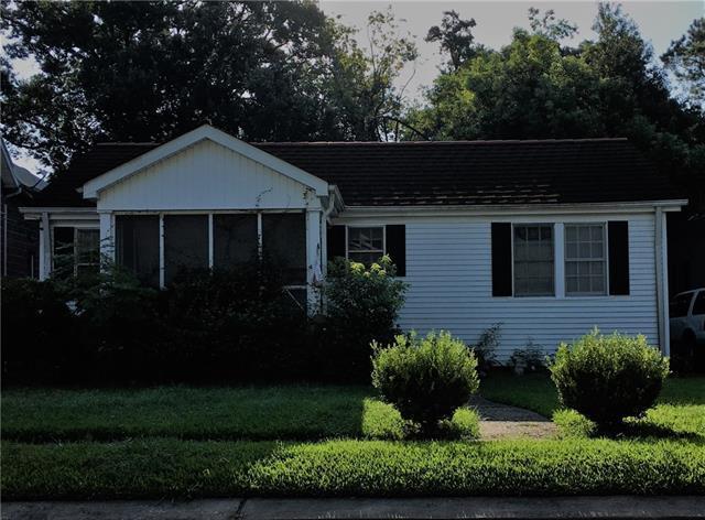 409 Elmeer Avenue, Metairie, LA 70005 (MLS #2164088) :: Turner Real Estate Group