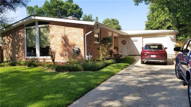 1809 Elise Avenue, Metairie, LA 70003 (MLS #2164127) :: Turner Real Estate Group