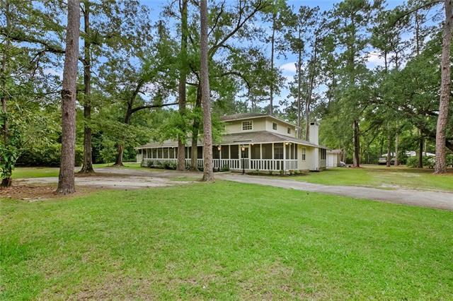 27130 Heltemes Lane, Lacombe, LA 70445 (MLS #2164194) :: Turner Real Estate Group