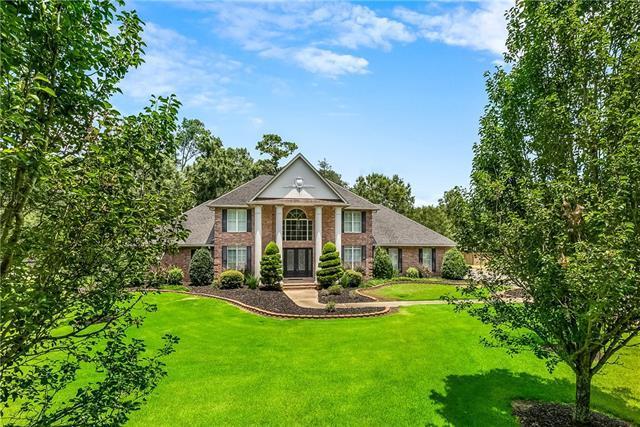 15109 Brewster Road, Covington, LA 70433 (MLS #2164199) :: Turner Real Estate Group