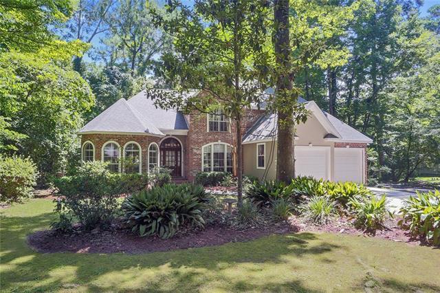 155 Brookside Drive, Mandeville, LA 70471 (MLS #2164313) :: Turner Real Estate Group