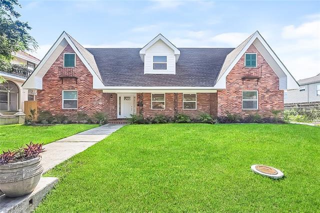 4915 Franklin Avenue, New Orleans, LA 70122 (MLS #2164491) :: Turner Real Estate Group