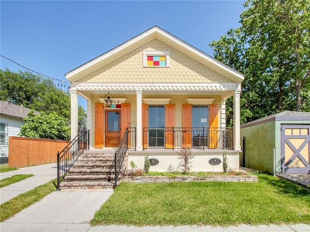 1015 Forstall Street, New Orleans, LA 70117 (MLS #2164517) :: Crescent City Living LLC
